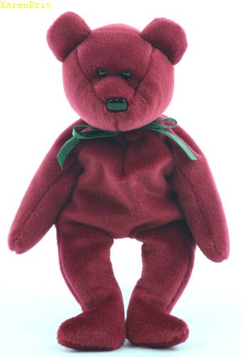 Teddy (cranberry, NF New Face)