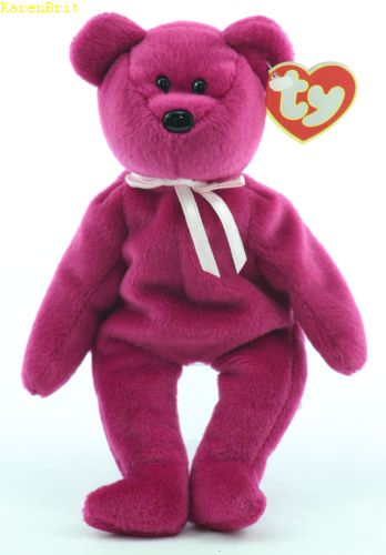 Teddy (magenta, NF New Face)