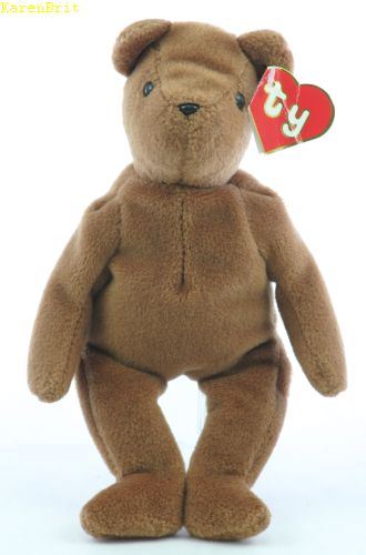 Teddy (brown, old face)