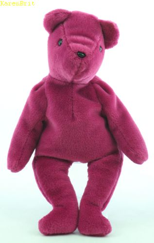 Teddy (magenta, old face)