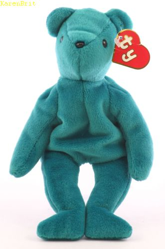 Teddy (teal, old face)