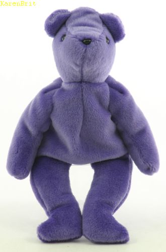 Teddy (violet, old face)