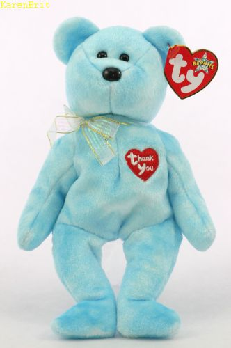 Thank You Bear (2000) (with card or letter)